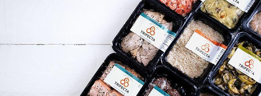 """<p>Brother and sister cofounders Greg and Elizabeth Connolly are both avid athletes, and their meals are made to fuel people with similar lifestyles. So whether you choose their vegan, vegetarian, clean, paleo, keto, or classic meals, you'll finish feeling satisfied. If you want your food prepped but with the flexibility to create your own meals, <a href=""""https://www.trifectanutrition.com/"""" rel=""""nofollow noopener"""" target=""""_blank"""" data-ylk=""""slk:Trifecta"""" class=""""link rapid-noclick-resp"""">Trifecta</a> provides that, too. You can purchase any of 13 proteins, five carbohydrates, and nine vegetables a la carte.</p><p><strong>Sample meal:</strong> Ahi tuna with almond flour pasta and squash</p><p><strong>Where:</strong> Nationwide</p><p><strong>Cost:</strong> from $108/week</p>"""