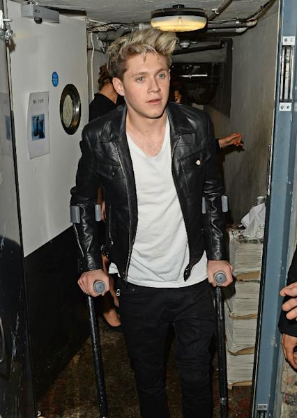 One Direction's Niall Horan Forced To Deny He's In Hospital After Online Rumours