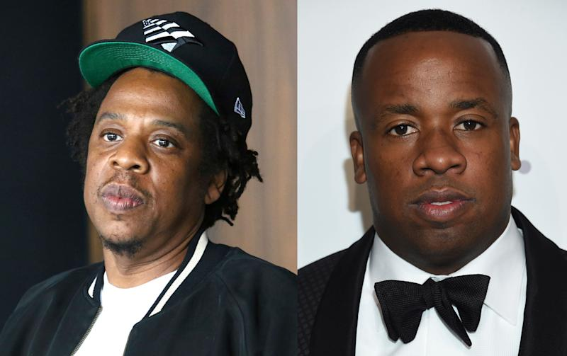 Rap mogul Jay-Z, left, and hip-hop artist Yo Gotti, right, wrote a letter to two top Mississippi officials Thursday, protesting the conditions of Mississippi prisons and demanding change. The letter said the two are ready to sue the state if prison conditions aren't improved.