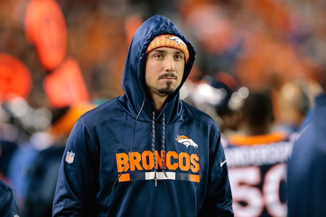 Paxton Lynch jumps Trevor Siemian on practice depth chart