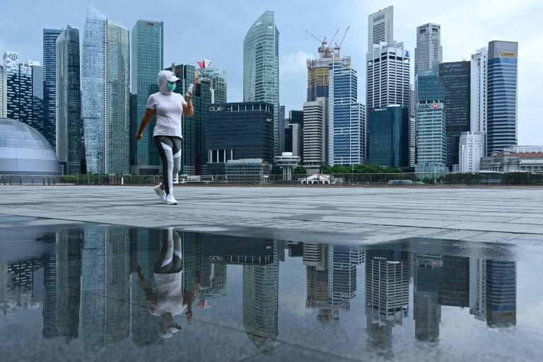 Singapore founder's grandson to pay fine for Facebook post