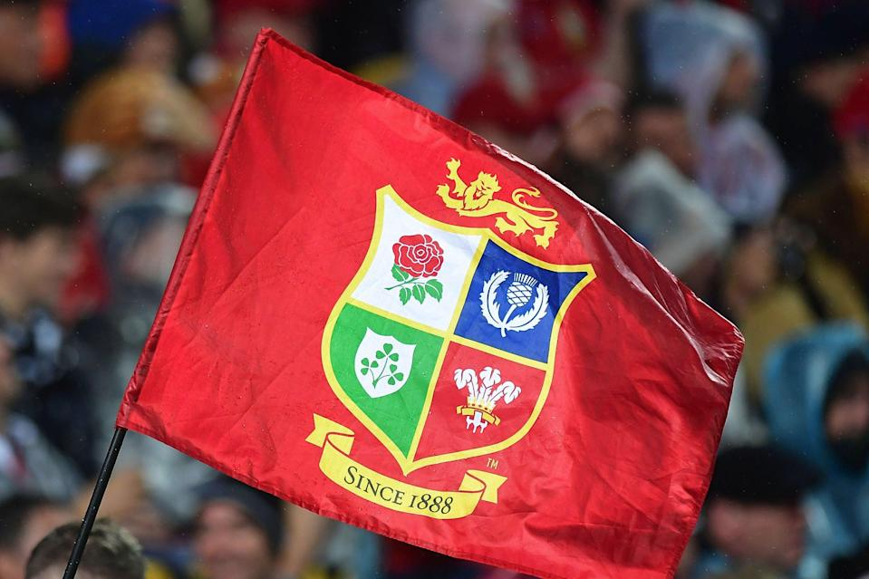 <p>The British & Irish Lions were scheduled to tour South Africa this summer</p> (AFP via Getty Images)