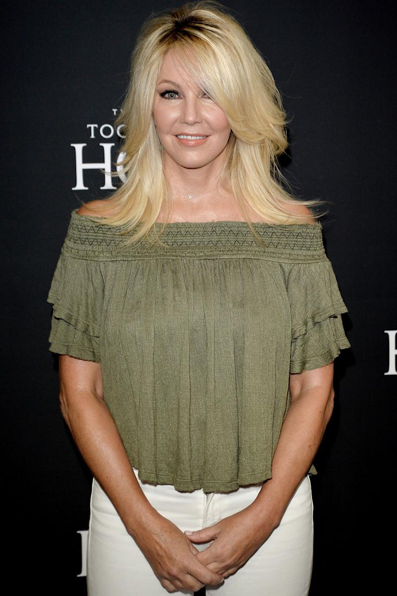 Heather Locklear Is 'Doing Really Well' as She Continues Treatment in Rehab on 57th Birthday