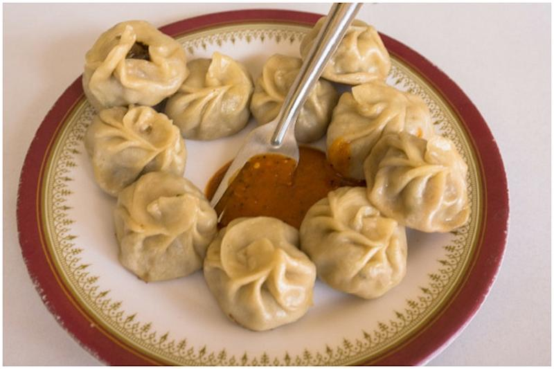Missing Your Favourite Street Food? Here's How You Can Make Momos and Red Chutney at Home