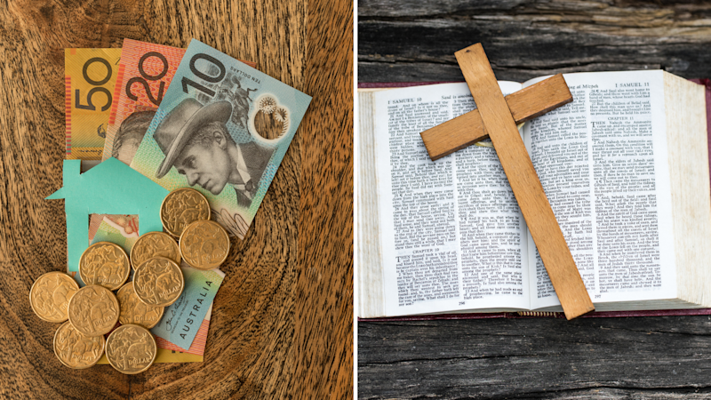 A Christian family has been hit with a major fine. Images: Getty