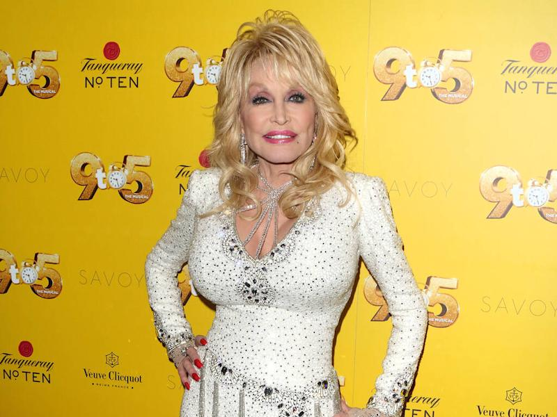 Dolly Parton thrilled by Lil Nas X's music success