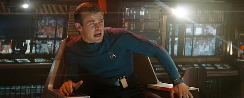 Chris Hemsworth explains why he dropped out of 'Star Trek 4' (Credit: Paramount)