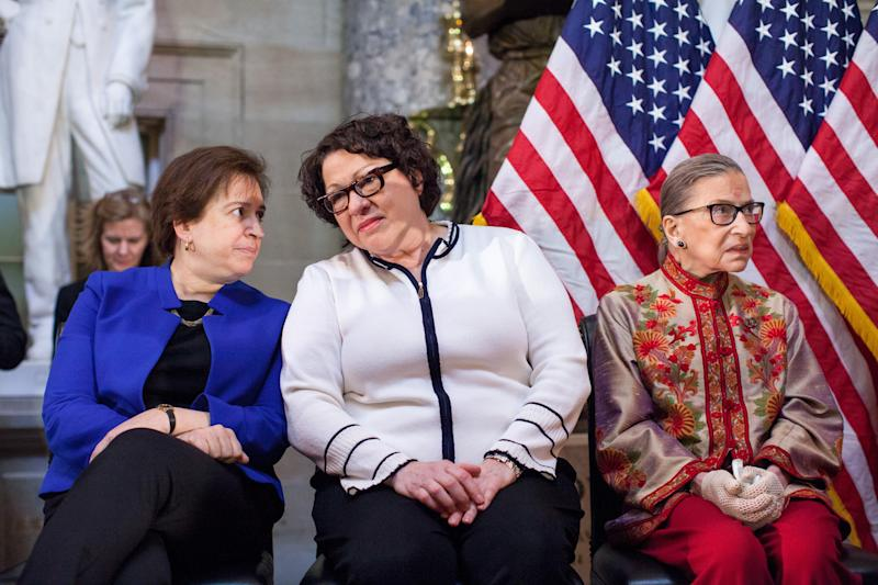 Here's How Frequently Women Supreme Court Justices Are Interrupted by Men