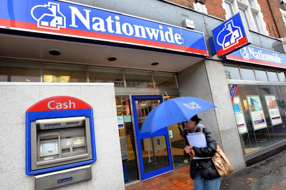 Nationwide Building Society reports drop in profits