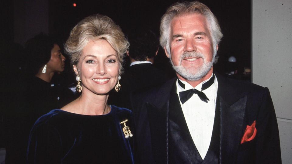 Mandatory Credit: Photo by BEI/REX/Shutterstock (5133913i)Marianne Gordon and Kenny Rogers Archive PhotosMarianne Gordon and Kenny Rogers Photo by: Berliner Studio/BEImages.