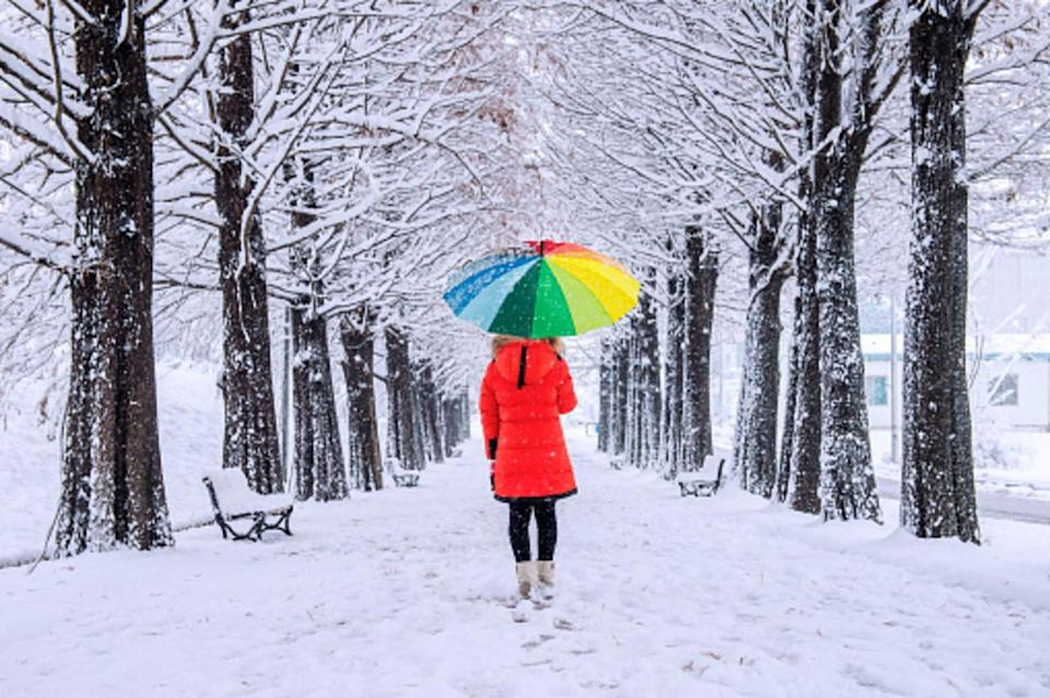 Will winter actually invade the heart of Ontario's fall season this year?