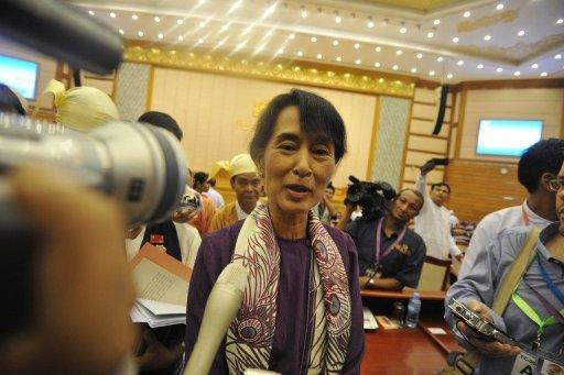 Aung San Suu Kyi will speak in Oslo on June 16