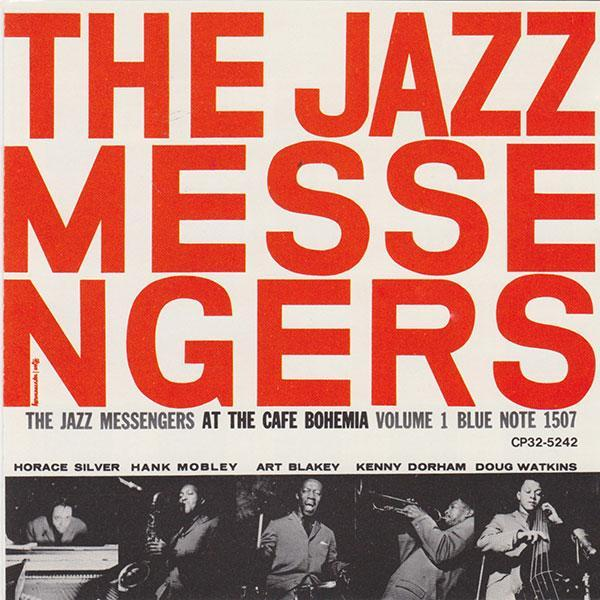 The Jazz Messengers: At the Café Bohemia Volume 1, Blue Note (1973)