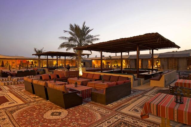 The most exclusive restaurants in Dubai's top hotels
