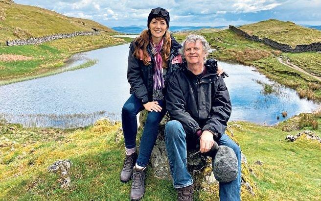Seeing the sights: Paul and Suki in the Lake District - Emily Barker / Curve Media