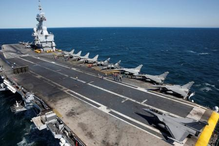 Britain's move to join U.S. Gulf mission frustrates European plans