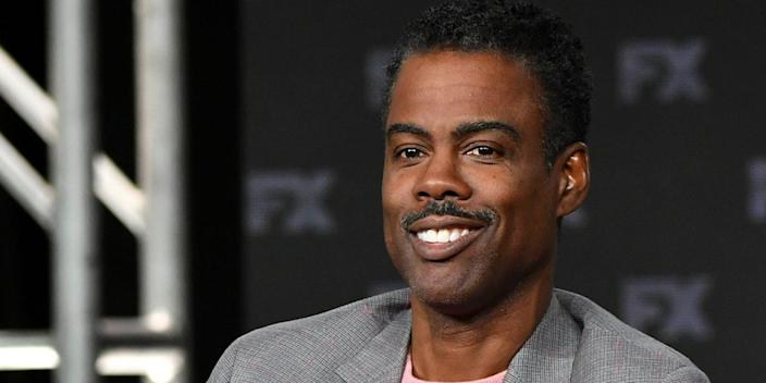 Chris Rock Getty Images