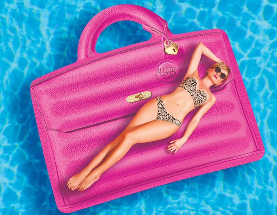 <p>Wow we want this <span>What Do You Meme? Iconic Giant Handbag Pool Float</span> ($25, originally $30) so badly.</p>