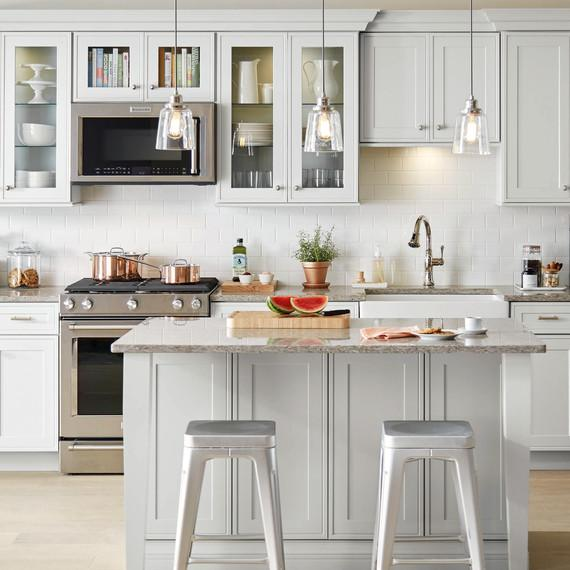 Paint Kitchen Cabinet: How To Paint Kitchen Cabinets