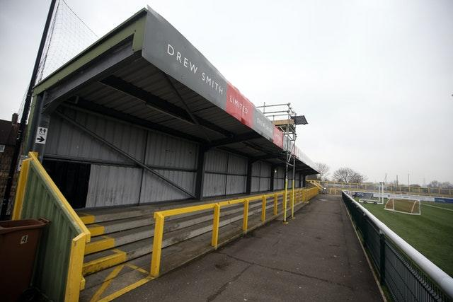 Sutton United Feature – Gander Green Lane