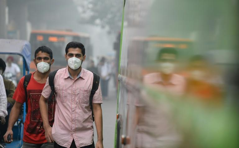 Delhi's smog peaks from October to February, routinely exceeding WHO recommendations for PM2.5 -- tiny and harmful airborne particles -- and some days registers levels more than 20 times safe limits