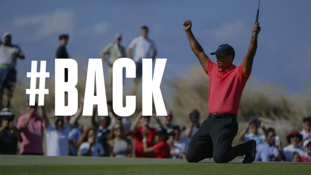 Alex Myers discusses Tiger Woods' successful return to golf after a fourth back surgery and a 10-month layoff.