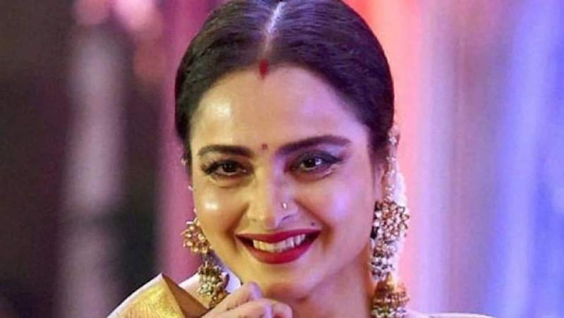 Rekha marks television debut with Star Plus serial promo