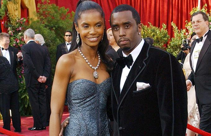 Diddy Celebrates Kim Porter at Private Memorial