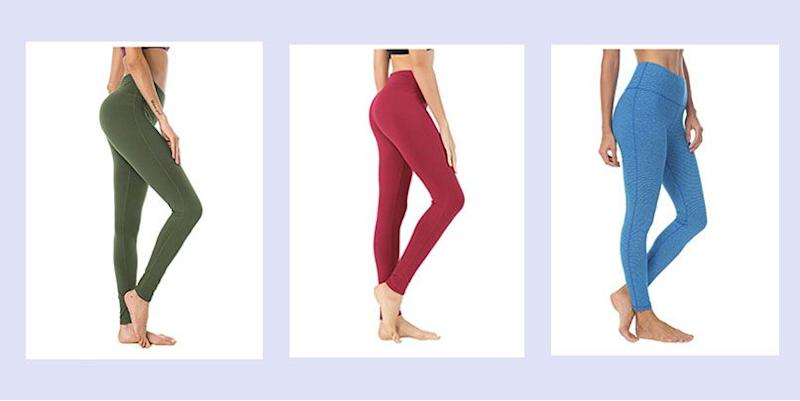 4bb6dd66a3247e I Tried the $20 Leggings Amazon Reviewers Are Obsessed With, and ...