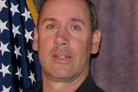 Handout photo of police officer Talley who perished in the mass shooting at King Soopers grocery in Boulder