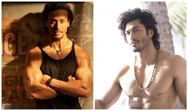 Tiger Shroff and Vidyut Jammwal