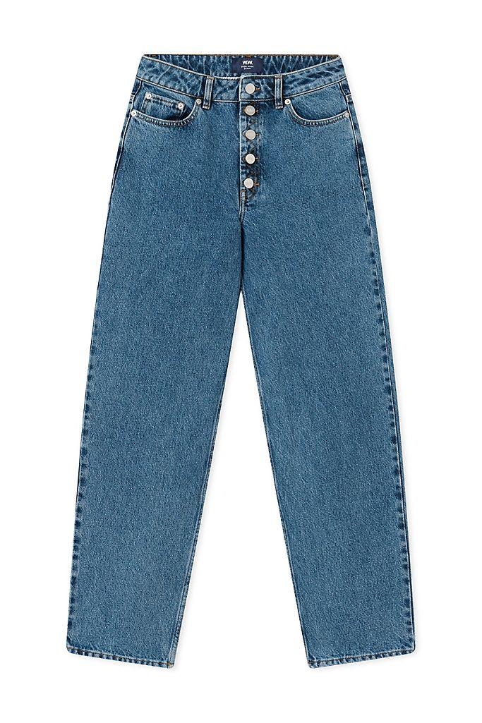 Wood Wood May Low-Rise Boyfriend Jeans (Anthropologie)