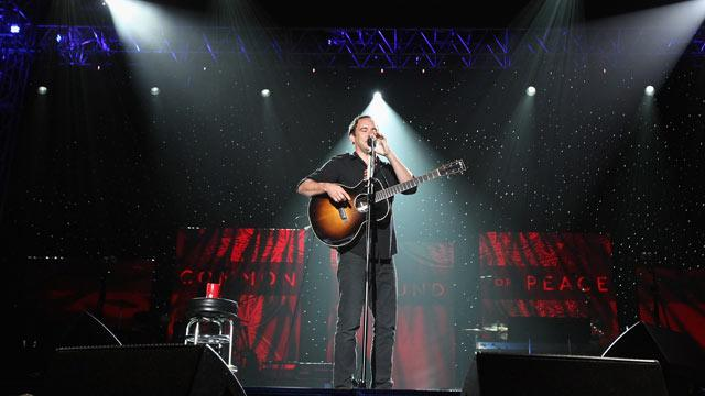 Dave Matthews Pledges $1 Mil to Sandy Relief