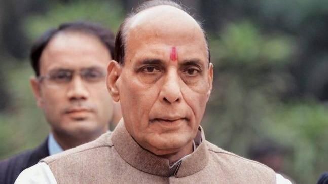 Government employees met Union Home Minister Rajnath Singh in Lucknow over the Centre's order to implement reservation in promotion to SC/ST which is contrary to what the Supreme Court had said.