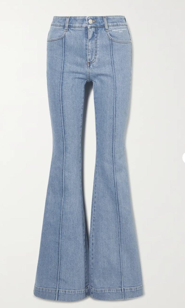 <p><span>Stella McCartney The 70's High-Rise Flare Jeans</span> ($475)</p>