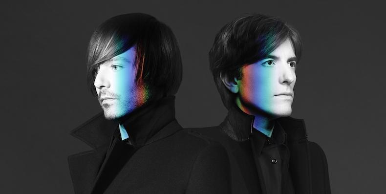 French electronic duo play Governors Ball and more behind their anthology LP *Twentyears*