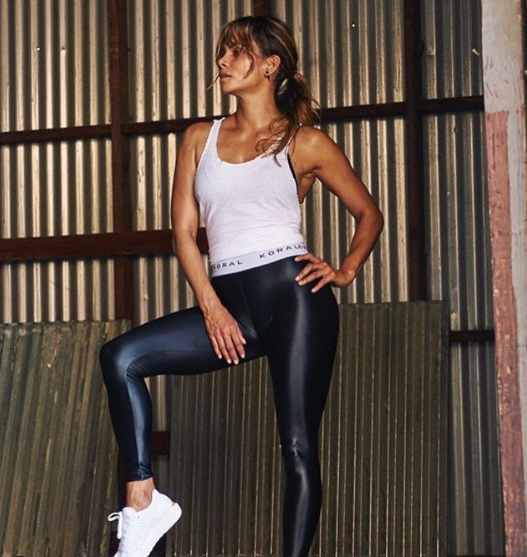 """<p>There's more than one way to work your abs, which is why Halle and Thomas prefer doing <a href=""""https://www.womenshealthmag.com/fitness/a25457886/halle-berry-abs-moves/"""" rel=""""nofollow noopener"""" target=""""_blank"""" data-ylk=""""slk:circuits"""" class=""""link rapid-noclick-resp"""">circuits</a> dedicated to core work.</p>"""