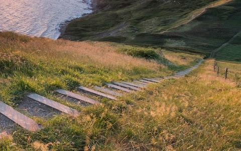 South West Coast Path, Britain's longest footpath traces the both coasts of Devon