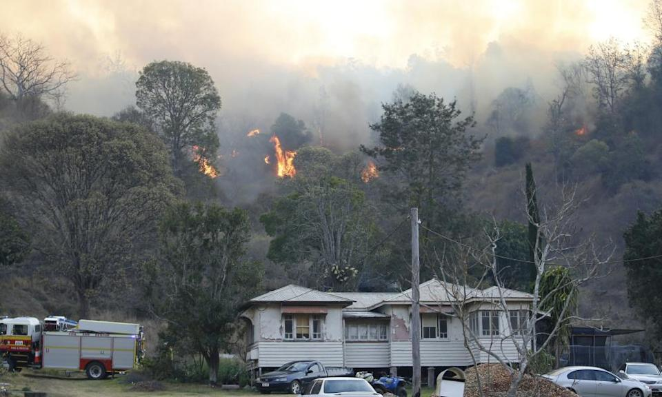 Support for climate change action is now higher than during last summer's bushfires.