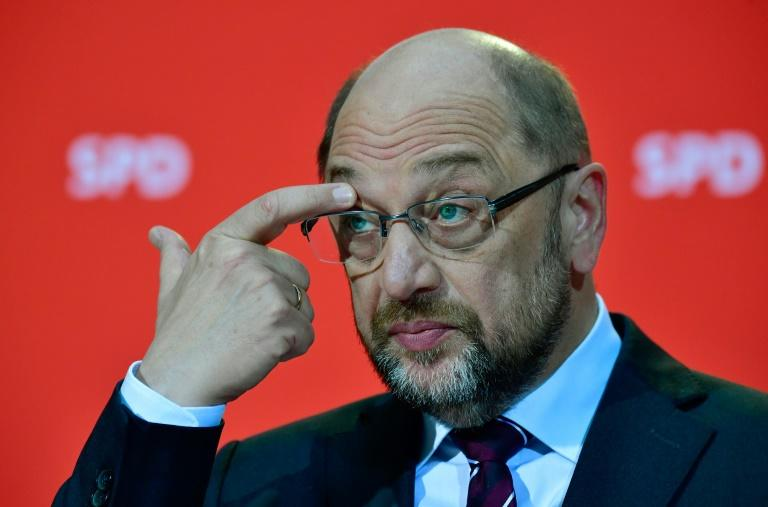 Martin Schulz will have to convince sceptical SPD members, in particular its youth wing, that the party is better off negotiating with Chancellor Angela Merkel than staying in the opposition