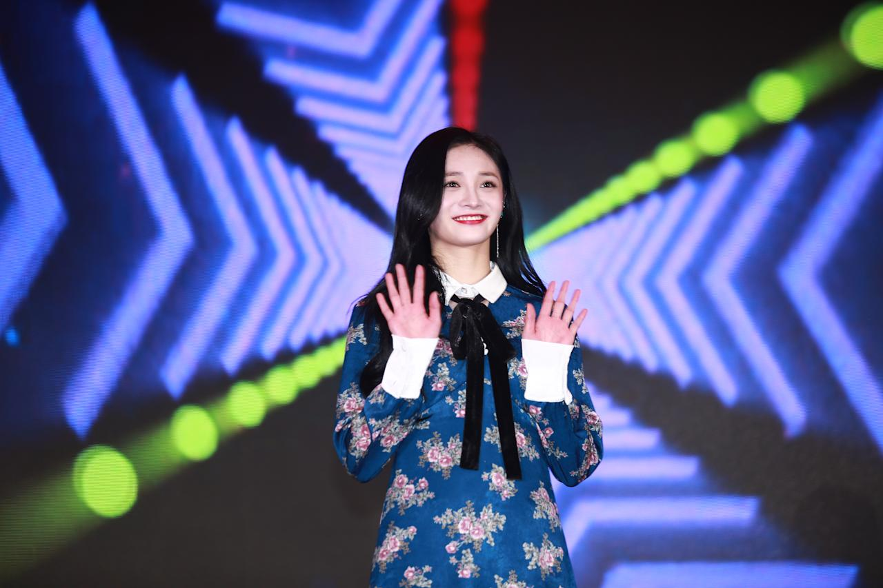 <p>Jieqiong won a coveted spot in the project girl group I.O.I through Korea's Produce 101 Season One. The current member of K-pop group Prstin will serve as a dance mentor to contestants on Idol Producer. (Photo: iQiyi, Ocean Butterflies Singapore) (Photo: iQiyi, Ocean Butterflies Singapore)</p>