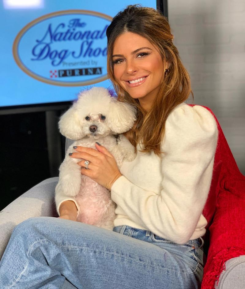 Maria Menounos Wants You to Take a Moment to Thank Your Pet This Thanksgiving: 'It's Obvious'
