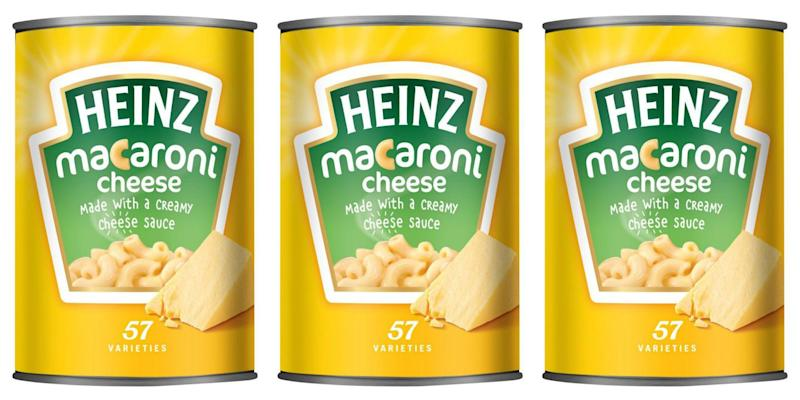 Heinz Is Selling Mac & Cheese In A Can, Which Is Both Shocking And