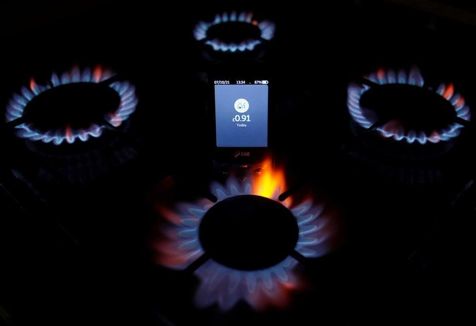 Daligas has become the latest UK energy supplier to collapse due to rocketing global wholesale energy prices (PA) (PA Wire)