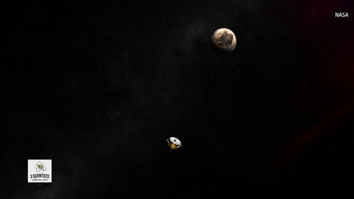 Top 5 Extraordinary Things Found on Dwarf Planet Pluto