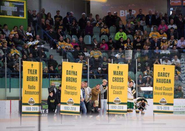 'It will never truly leave:' Humboldt tries to leave darkness behind after crash