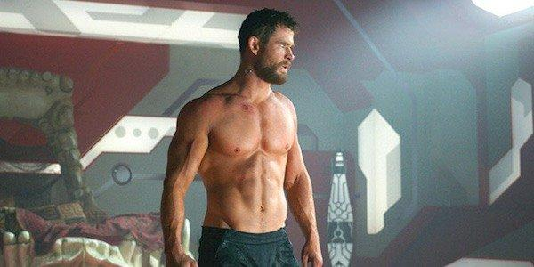 Chris Hemsworth's gruelling workouts help him become character's like Marvel's Thor. Photo: Marvel