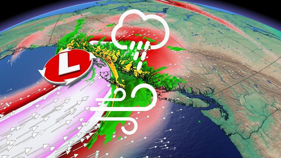 B.C. catches a brief break as rainy, breezy conditions subside