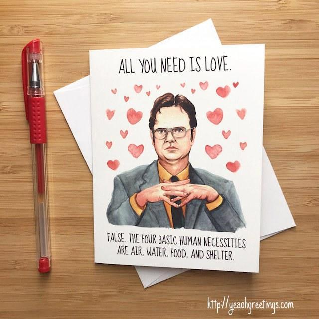 67 Valentines Day Cards For When You Realize Oh I Need To Buy One