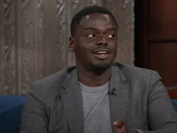 A still from the late night talk show where Daniel Kaluuya came as guest (Image source: YouTube)